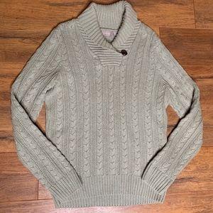 Croft & Barrow | Green Sweater